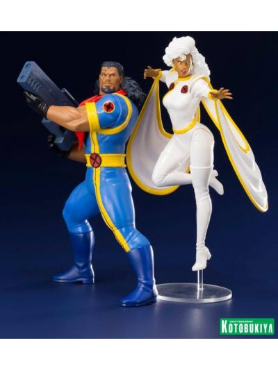Kotobukiya X-ME'92 BISHOP & STORM TWO-PACK ARTFX  STATUE - MK259