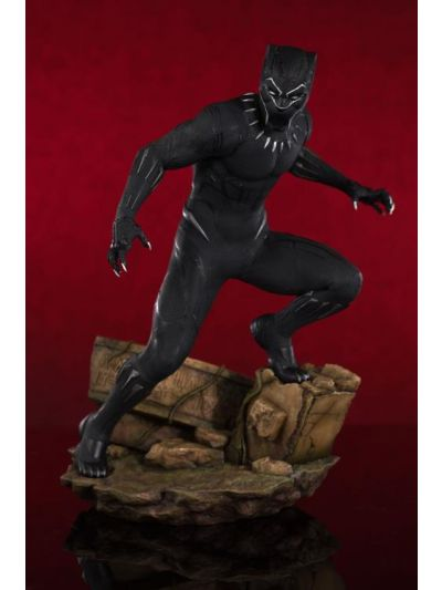 Kotobukiya Black Panther Movie Black Panter ArtFX Statue - MK253