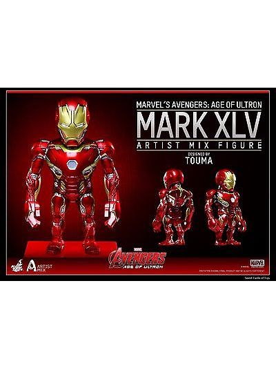 Cosbaby - Iron Man Mark XLV 45 - AMC - AMC009