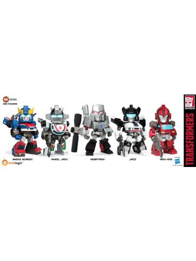 Transformers Kids Nations Series 3 set of 5 - TF03
