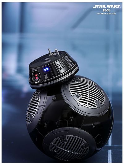 HOT TOYS STAR WARS: THE LAST JEDI BB-9E 1/6TH SCALE COLLECTIBLE FIGURE - MMS441