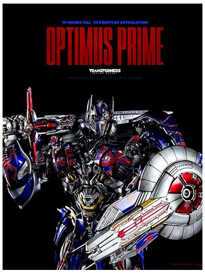 Transformers: The Last Knight - Optimus Prime (Bambaland Edition) - OPTIMUSPRIME3ABAMBALAND