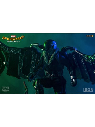 Iron Studios Spider-Man: Homecoming Vulture BDS Art Scale 1/10 - MARCWR05017-10