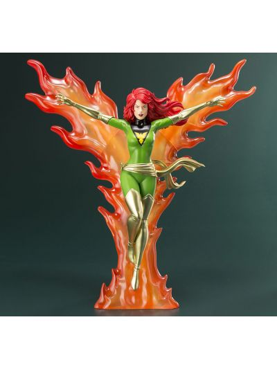 Kotobukiya X-Men '92 ArtFX  Phoenix (Furious Power) Statue - MK260