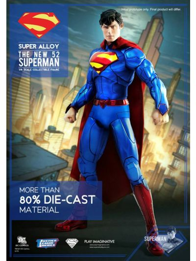 Superman - Super Alloy (The New 52 Superman)