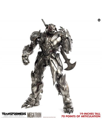 ThreeA The Last Knight: Megatron (Regular Version) - 3A18103-SV