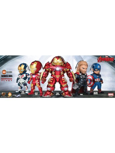 KN-005 - Avengers Plugy Series 5