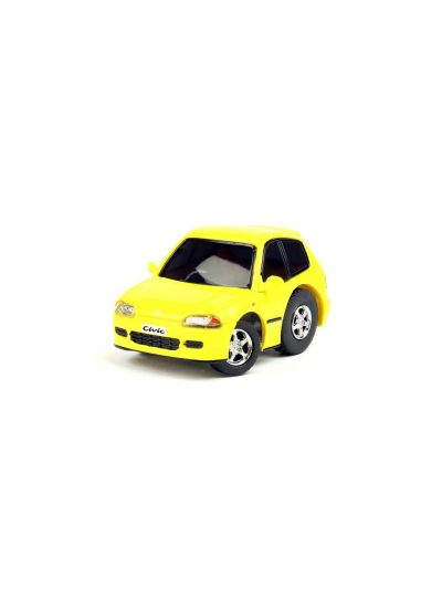 Tiny Q Pro-Series 01 EG6 Yellow - Tiny Q-01a