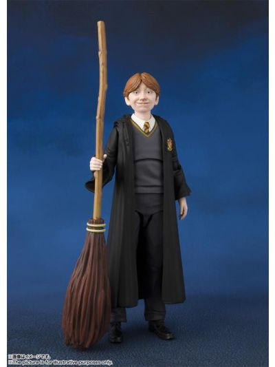 SH Figuarts Ron Weasley (Harry Potter and the Philosopher's Stone) - pr-4573102551092