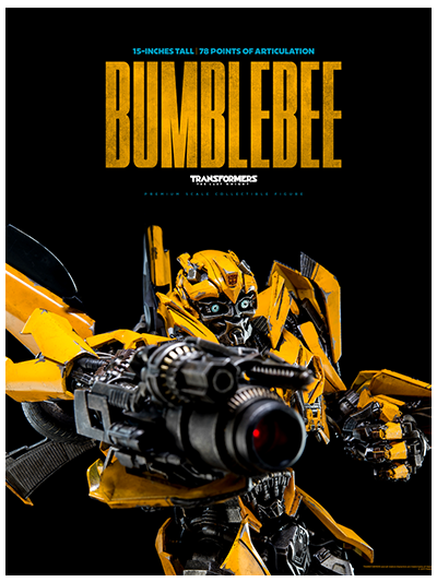 Transformers: The Last Knight - Bumblebee (Bambaland Edition) - BUMBLEBEE3ABAMBALAND