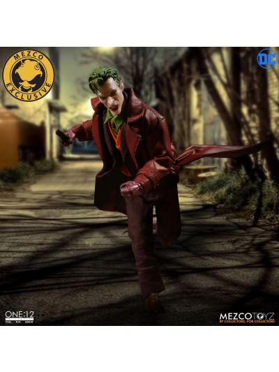 ONE:12 COLLECTIVE The Joker Deluxe Edition - 76234