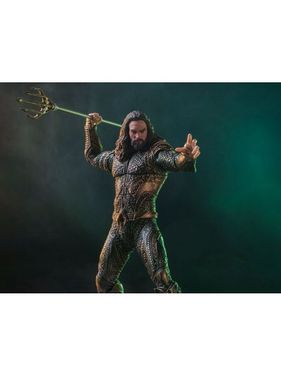 Iron Studios Justice League Aquaman Art Scale 1/10 - ISJLAM110