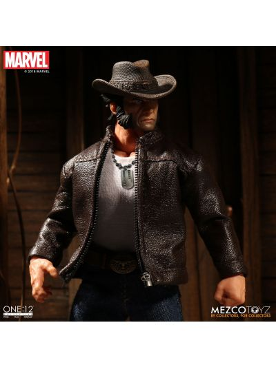 Mezco Toys ONE:12 COLLECTIVE Logan - 76534