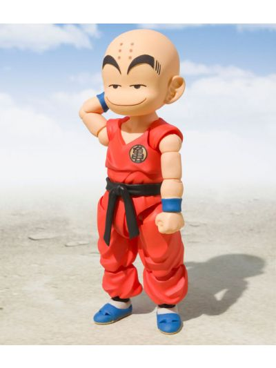 SH Figuarts Dragon Ball Krillin (Childhood) - pr-4573102551375
