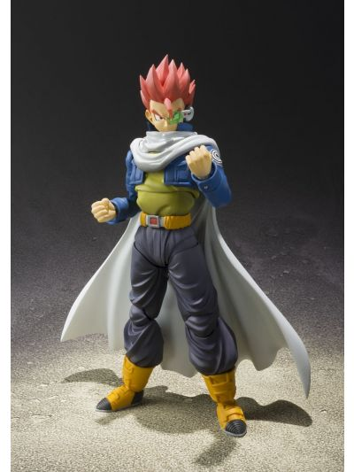 "S.H. Figuarts: Time Patroler ""DRAGON Ball: Xenoverse"" Action Figure - SHF27538"