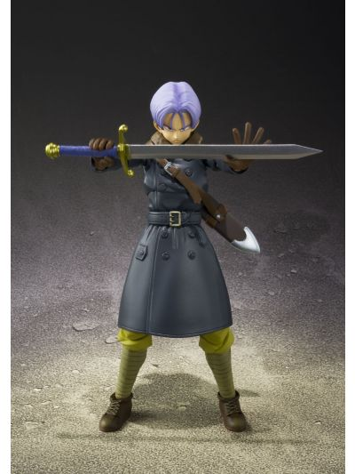"S.H. Figuarts: Trunks ""Dragon Ball: Xenoverse"" Action Figure - SHF27537"