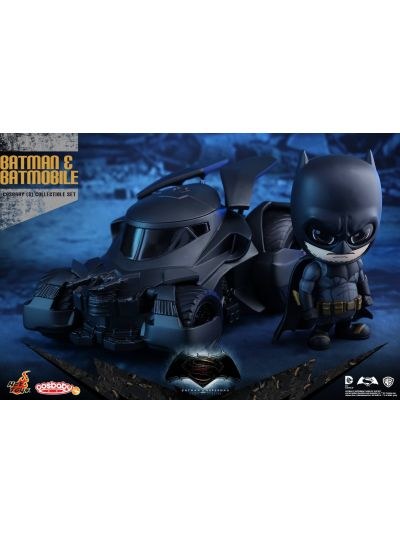 Cosbaby - Batman and Batmobile - Dawn of Justice - COSB228
