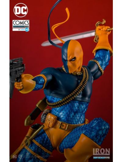 DC Comics - Deathstroke (Art Scale 1/10) - ISDCDS110