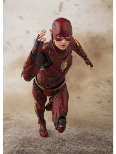 SH Figuarts Justice League S.H.Figuarts The Flash - SHF25492