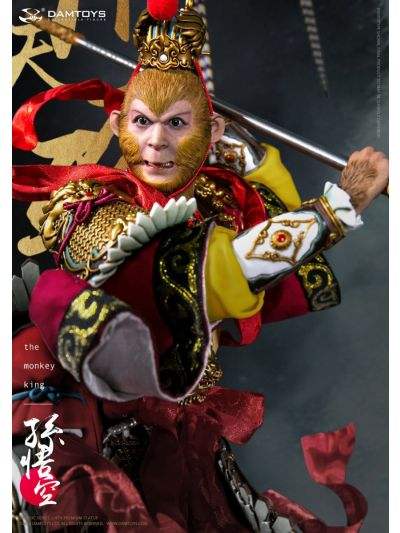 Damtoys Classic Series: 1/4th scale The Monkey King - CS002