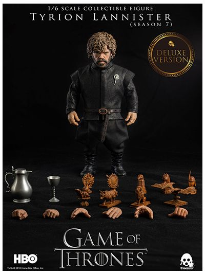 Game of Thrones: Tyrion Lannister Deluxe Version - pr-4897056201828