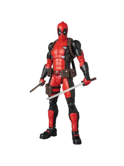 Mafex Marvel No.082 Deadpool (Gurihiru Art Ver.) - pr-4530956470825