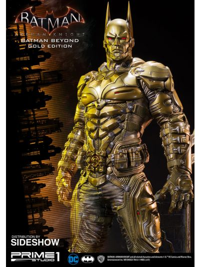 Prime 1 Studio - 1/3 Arkham Knight : Batman Beyond (Gold) - MMDC-10GL