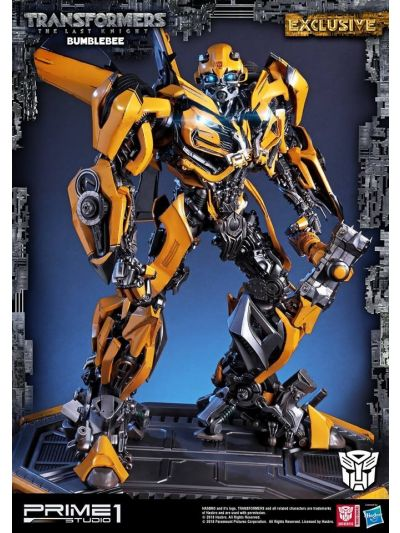 TRANSFORMERS: THE LAST KNIGHT: BUMBLEBEE (EXCLUSIVE VERSION) - MMTFM-20EX