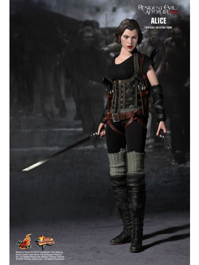 RESIDENT EVIL: AFTERLIFE ALICE 1/6TH SCALE COLLECTIBLE FIGURE - MMS139