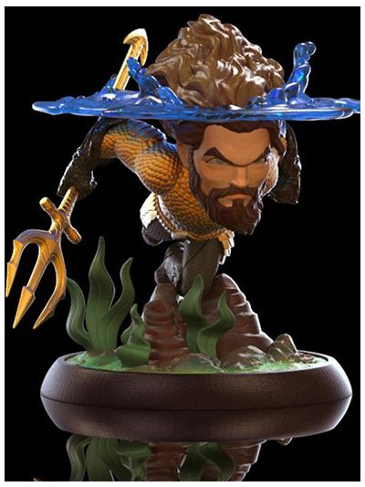 AQUAMAN: Q-FIG - DCAM-001