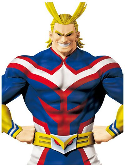My Hero Academia Age of Heroes Vol.1 All Might - pr-4983164391916