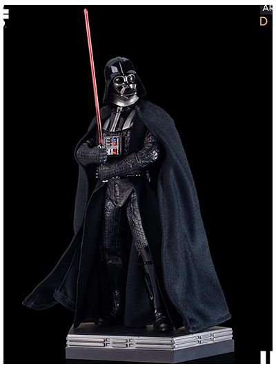 Darth Vader Deluxe Art Scale 1/10 - Star Wars - LUCSWR16419-10