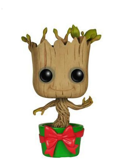 POP MARVEL: GOTG HOLIDAY DANCING GROOT 101 - 6196