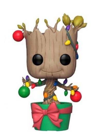 POP MARVEL: HOLIDAY - GROOT W/ LIGHTS & ORNAMENTS 399 - 33982