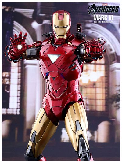 The Avengers: Iron Man Mark VI 6 - MMS378D17