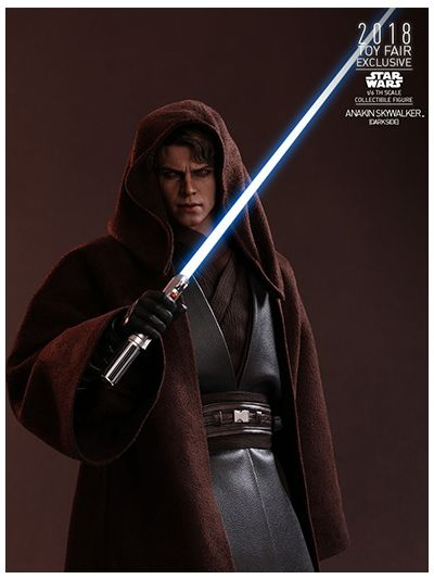 STAR WARS EPISODE III: REVENGE OF THE SITH ANAKIN SKYWALKER (DARK SIDE) 1/6TH SCALE COLLECTIBLE FIGURE - MMS486