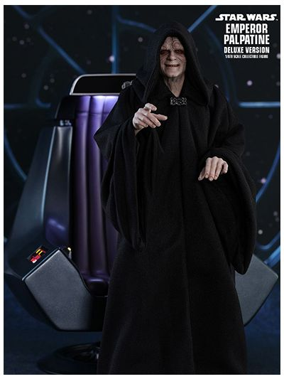 STAR WARS: EPISODE VI RETURN OF THE JEDI EMPEROR PALPATINE (DELUXE VERSION) 1/6TH SCALE COLLECTIBLE FIGURE - MMS468