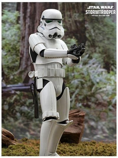 STAR WARS STORMTROOPER 1/6TH SCALE COLLECTIBLE FIGURE - MMS514