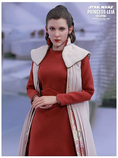 STAR WARS: THE EMPIRE STRIKES BACK PRINCESS LEIA (BESPIN) 1/6TH SCALE COLLECTIBLE FIGURE - MMS508