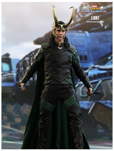 Hot Toys THOR: RAGNAROK LOKI 1/6TH SCALE COLLECTIBLE FIGURE - MMS472