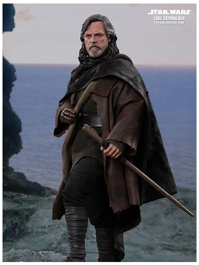 STAR WARS: THE LAST JEDI LUKE SKYWALKER 1/6TH SCALE COLLECTIBLE FIGURE - MMS457