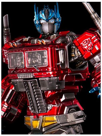 Transformers: Legacy of Cybertron Optimus Prime Statue - 4587788431151