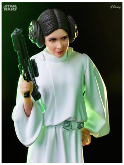 Star Wars - Princess Leia - Art Scale 1/10 - ISPL110