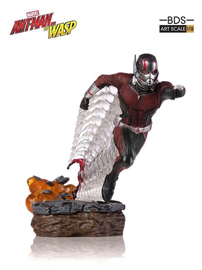 Ant Man & Wasp: Ant-Man BDS Art Scale 1/10 - MARCWR13718-10