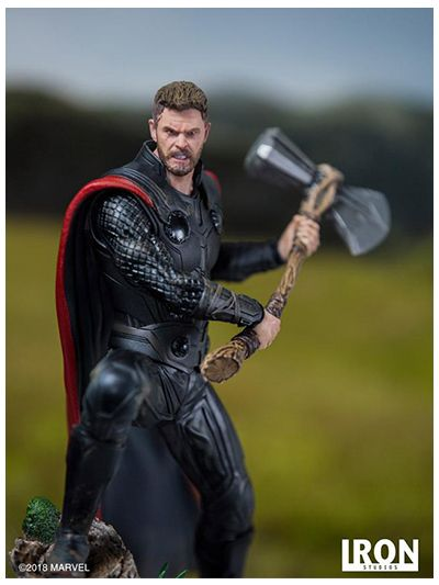 Thor BDS Art Scale 1/10 - Avengers: Infinity War - MARCWR09018-10