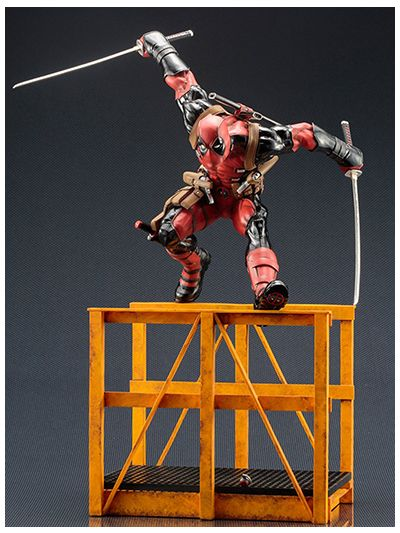 SUPER DEADPOOL ARTFX STATUE - MK294