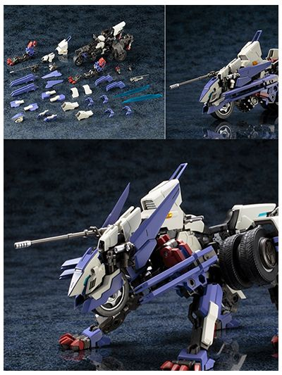 HEXA GEAR RAYBLADE IMPULSE (November 2018 Re-offer)  - HG001