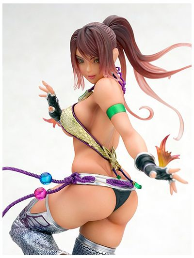 TEKKEN TAG TOURNAMENT 2 CHRISTIE MONTEIRO BISHOUJO STATUE(RENEWAL PACKAGE) - SV246