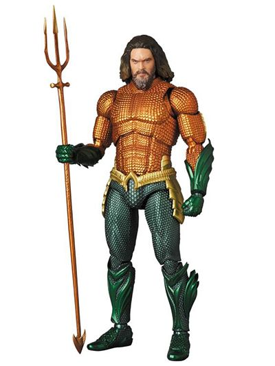 Aquaman Movie MAFEX No.095 Aquaman - pr-4530956470955