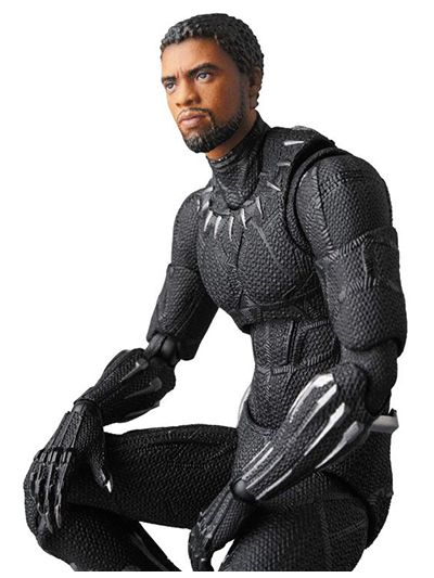 Black Panther MAFEX No.091 Black Panther - pr-4530956470917